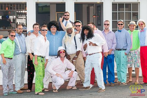 Group Shot of Fancy Pants